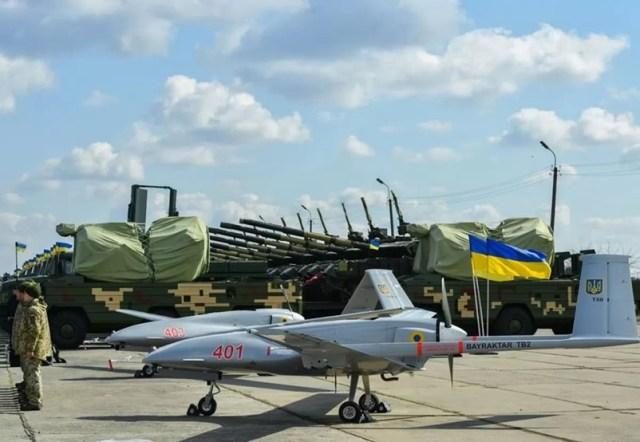 Створене україно турецьке підприємство сучасного озброєння