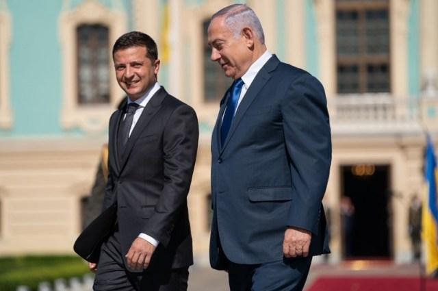У сфері оборони Україна братиме приклад з Ізраїлю