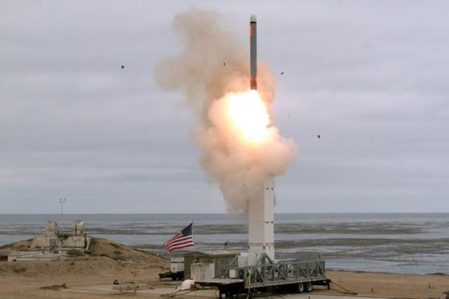 США випробували крилату ракету після виходу з ДРСМД