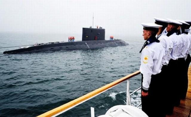 Санкції вивели з ладу три підводні човни ВМФ Росії