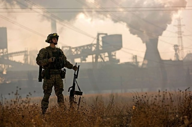 Ветеран розвідки відзначив суттєві успіхи Збройних Сил на Донбасі