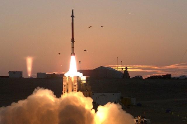Росія заволоділа надсекретною ізраїльською ракетою