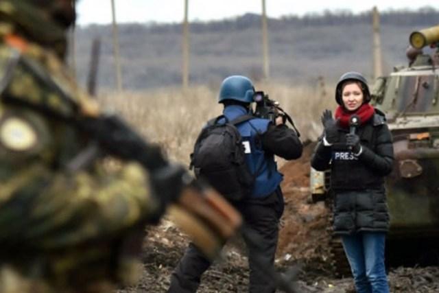 Бойовики закрили допуск на позиції навіть для російських пропагандистів
