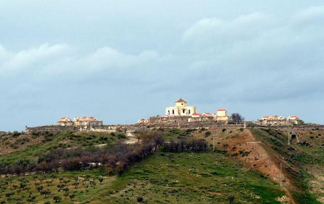 Форт зірка в Португалії