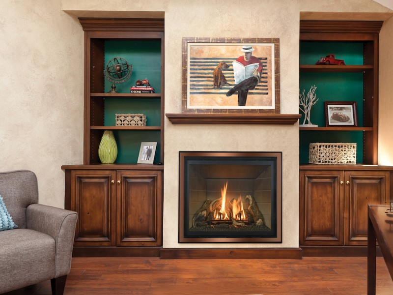 Fireplace Vent Bayport 41 Direct Vent Gas Fireplace | Gas Fireplaces