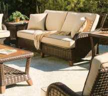 Lake Geneva Outdoor Wicker Furniture Kozy Kingdom
