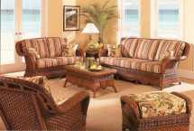 Autumn Morning Wicker Furniture Kozy Kingdom