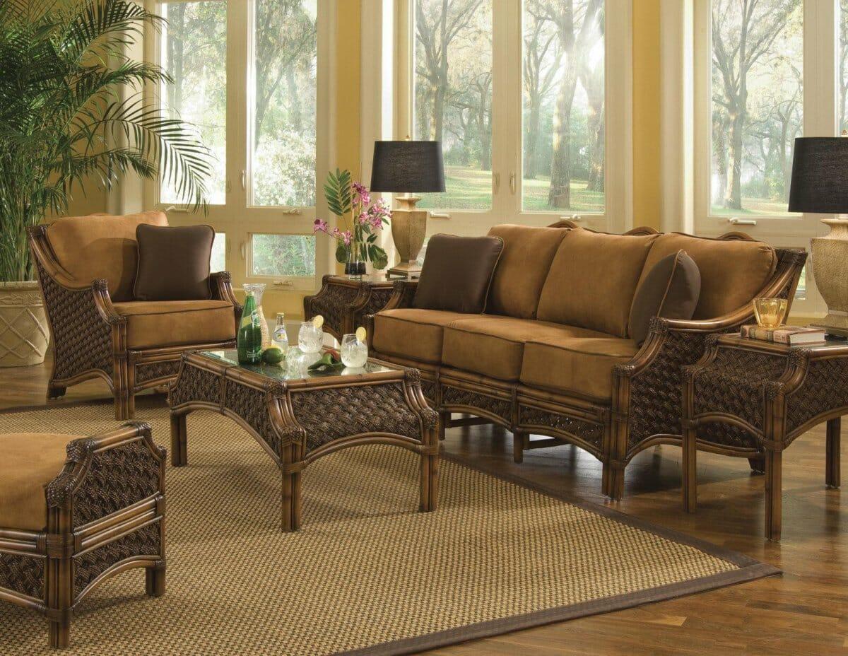 Mauna Loa Rattan  Wicker Furniture  Kozy Kingdom