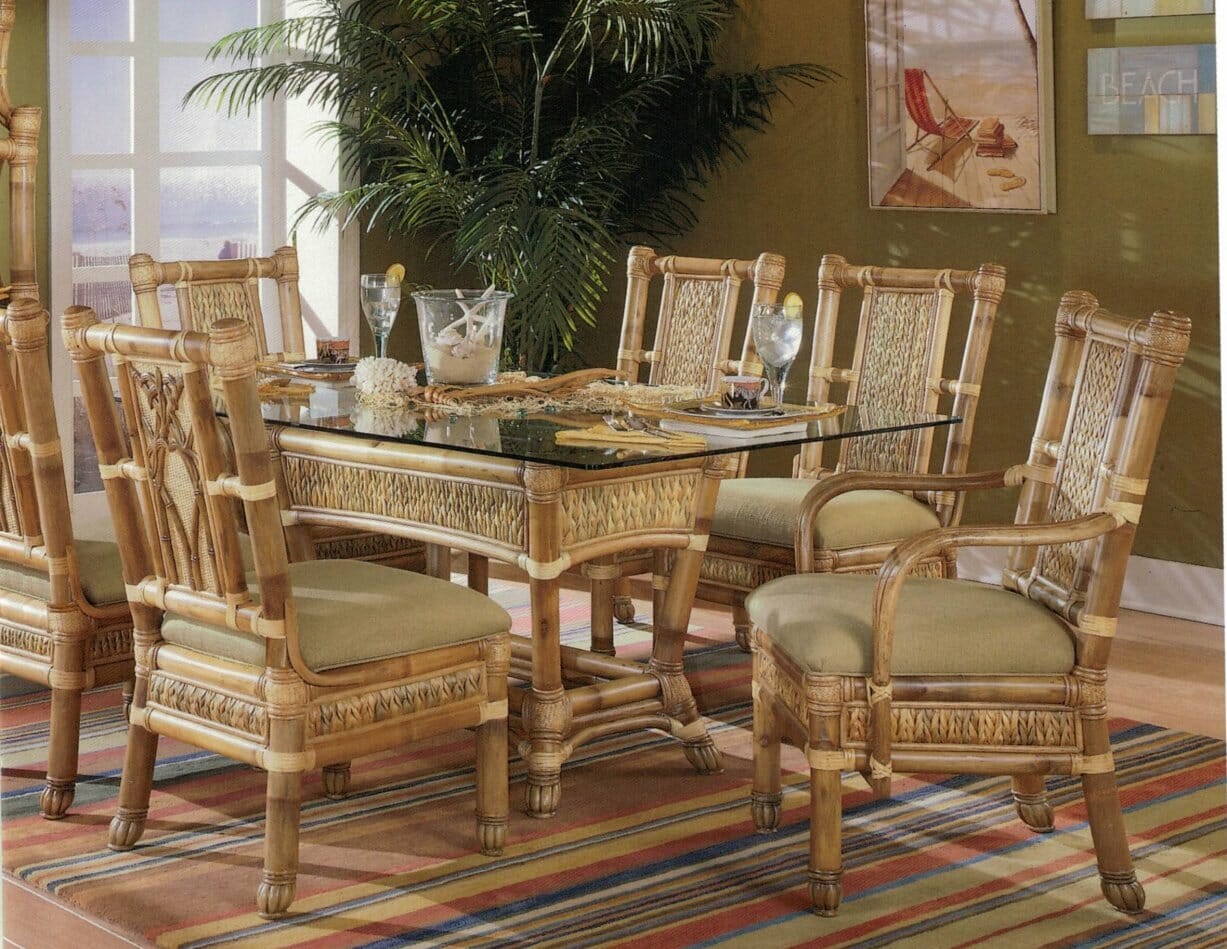 Bamboo Dining Chair Bamboo Dining Furniture Kozy Kingdom