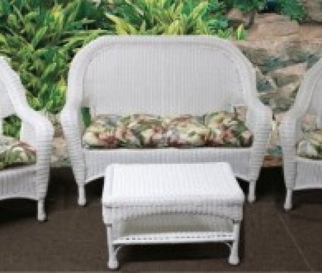 Patio Set Cushions Tufted Style