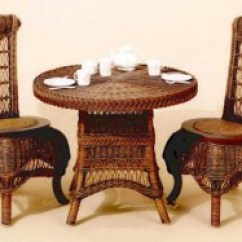 Childs Rattan Chair Covers Office Children S Wicker Including Rockers Dining Sets And Bassinets Victorian Child Tea Set