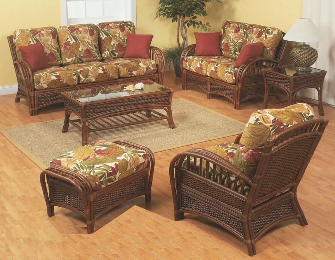518 Rattan Furniture Collection  Kozy Kingdom