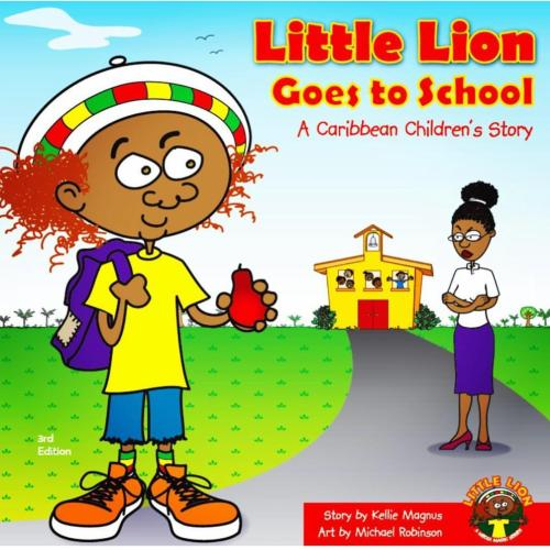 Little Lion Goes to School