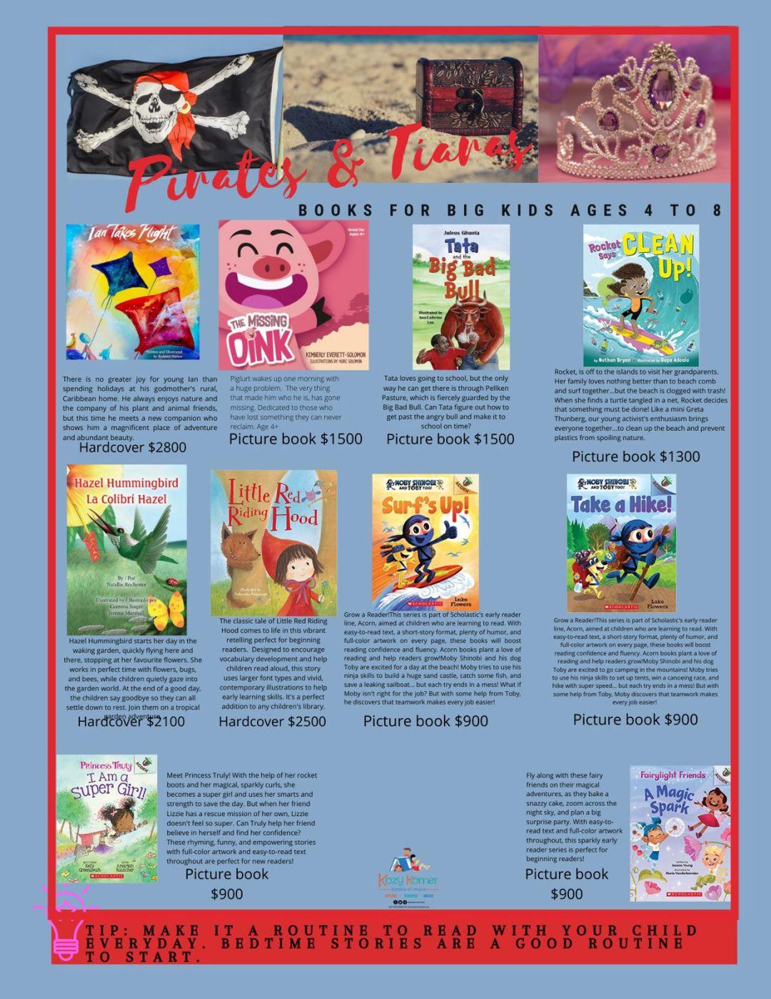 Bookish Catalogue Spring Edition Page 6