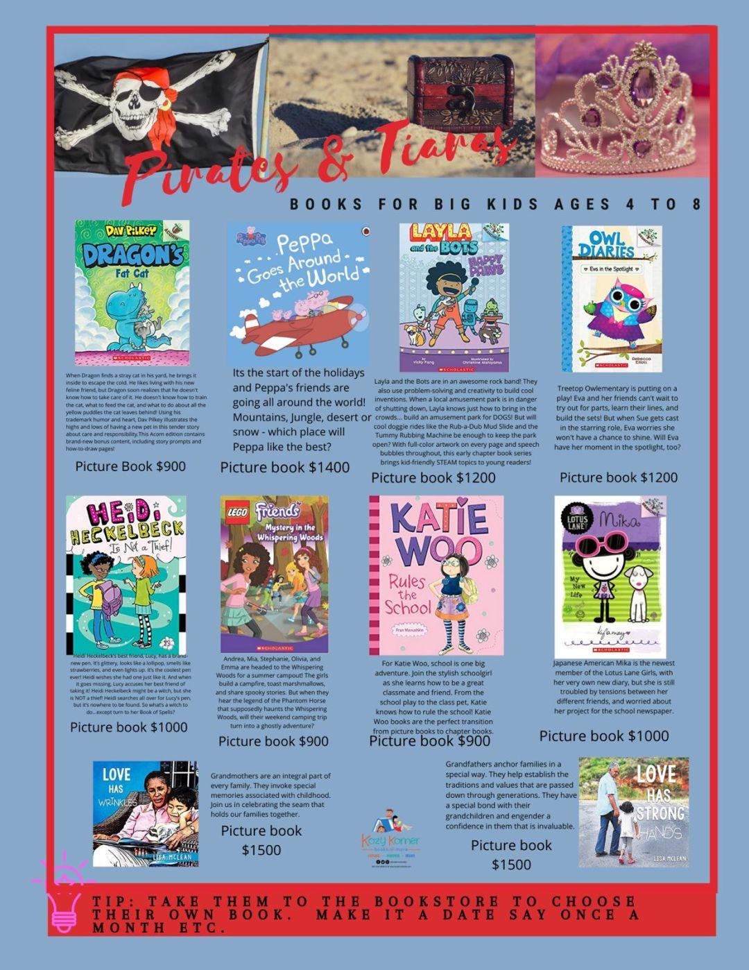 Bookish Catalogue Spring Edition Page 8