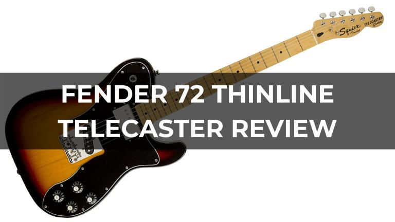 Fender 72 Thinline Telecaster Review