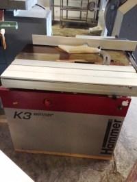 Hammer K3 Winner 31x31 Table Saw | KP Walsh Associates, Inc.