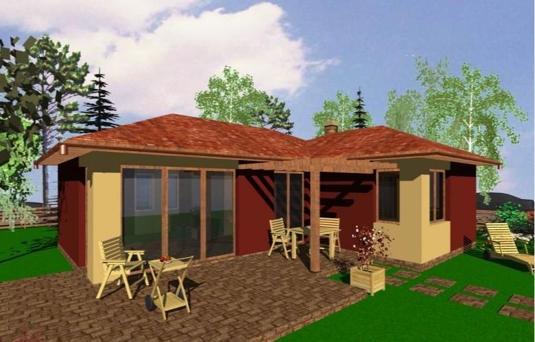 Kis családi ház tervek