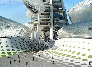 Photo of Újabb építészeti csoda készül Taiwanban