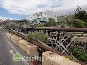 Tenerife Vízvezetékrendszerének gordiuszi csomója10