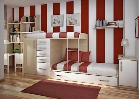 gyönyörű gyermekszobák12