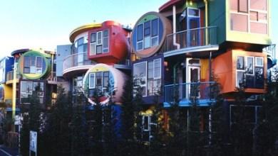 Photo of Ultra modern építészet Japánban