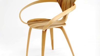 Photo of Egzotikus kaucsuk fából készült Cherner szék