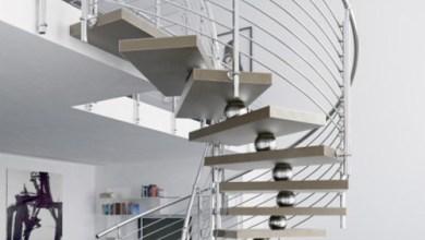 Photo of Egyedi, modern lépcsők