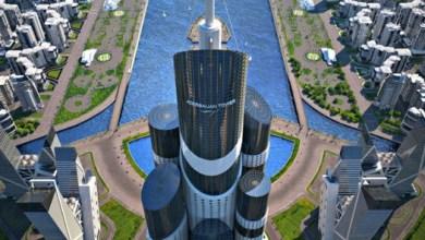 Photo of Bábel tornyát építik Azerbajdzsánban, több mint 1000 méteres lesz.