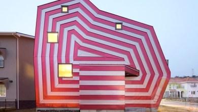 Photo of Lollipop épület Dél- Koreában