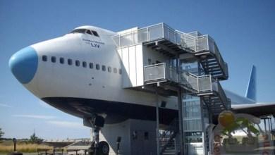 Photo of Svédországi Hostel egy Jetliner-ben