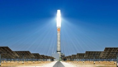 Photo of A világ legnagyobb naperőműve fotókkal