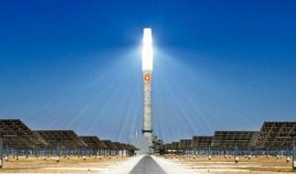 a világ legnagyobb naperőműve10