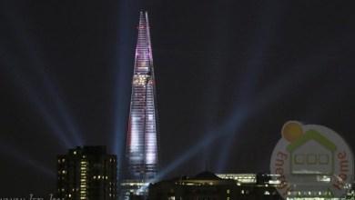Photo of Európa legmagasabb épülete Londonban