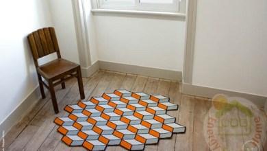 Photo of Kézzel készített gyapjú szőnyeg
