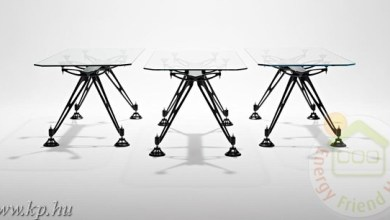 Photo of Futurisztikus Raptor asztal