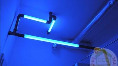 Photo of Csövekből világítótestek
