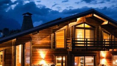 Photo of Kifinomult hegyi ház tölgyfából