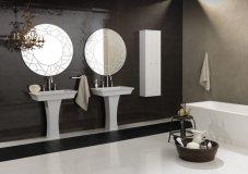 Bruna-Rapisarda-art-deco-symmetrical-bathroom-with-tub