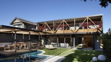 Photo of Modern ausztrál ház