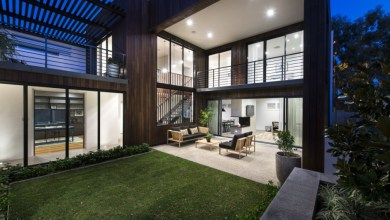 """Photo of A külső terekre nyitott """"Warehouse"""" Ausztráliából"""