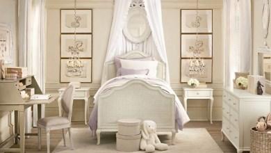 Photo of Klasszikus stílusú szobák kislányoknak