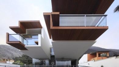 Photo of Futurisztikus ház Peruból