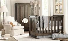Brown-blue-white-Boys-Nursery-665x407