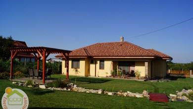 Photo of Mediterrán könnyűszerkezetes ház