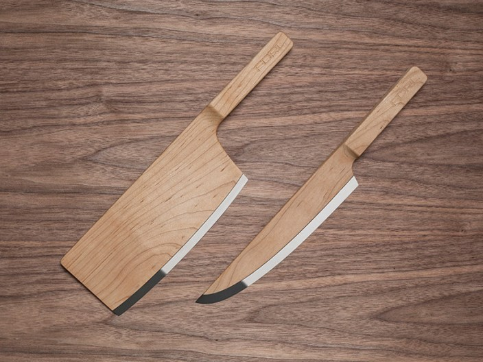 Maple-Knives