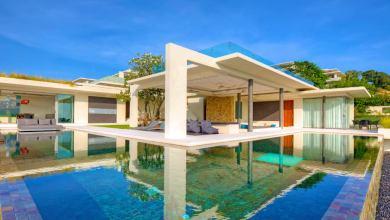 Photo of Modern villa Koh Samui szigetén