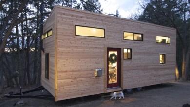 Photo of Mobil ház ügyes megoldásokkal