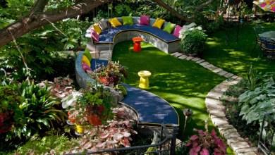 Photo of Barátságos kert vidám színekkel és ötletekkel