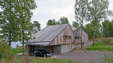 Photo of Tengerparti rezidencia Norvégiában
